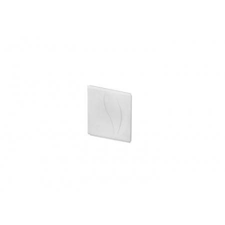 Roca Linea Panel boczny do wanny prostokątnej 80x56,5 cm, biały A25T022000