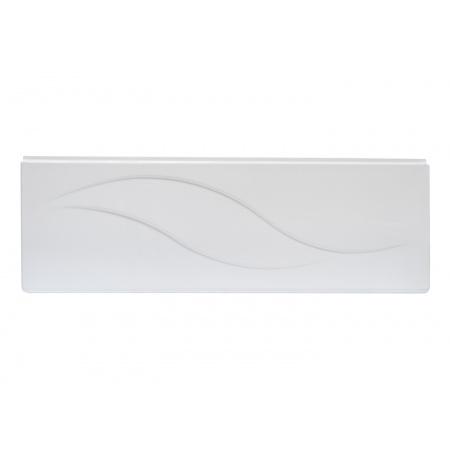 Roca Linea Panel frontowy do wanny prostokątnej 160x63,5 cm, biały A25T012000