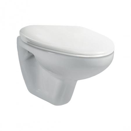 Roca Madalena Toaleta WC podwieszana 54x37 cm, biała A346595000