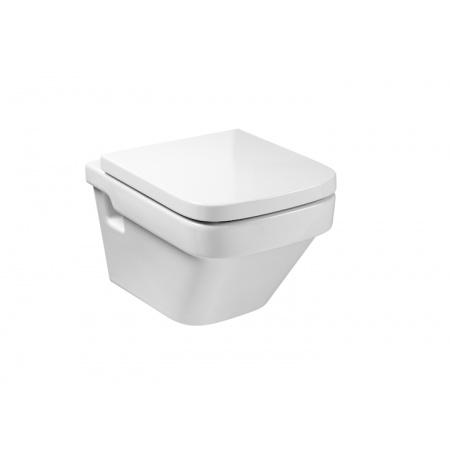 Roca Dama-N Toaleta WC podwieszana 36x50x40 cm Compacto z powłoką MaxiClean, biała A34678800M