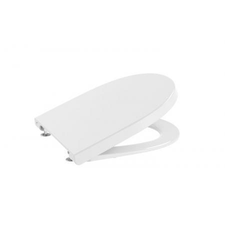 Roca Meridian Compacto Deska wolnoopadająca Supralit biała z powłoką EasyClean A8012AC00B