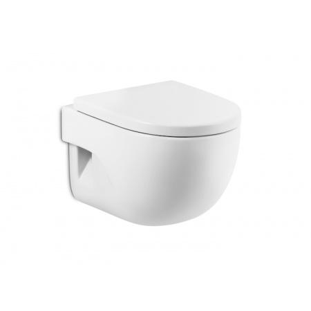 Roca Meridian Toaleta WC krótka 36x48x40 cm z powłoką biała A34624800M