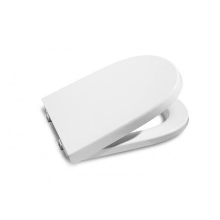 Roca Meridian Deska sedesowa zwykła duroplast Compacto, biała A8012AB004