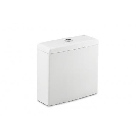 Roca Meridian Zbiornik WC kompaktowy 37x14x36 cm, biały A341240000