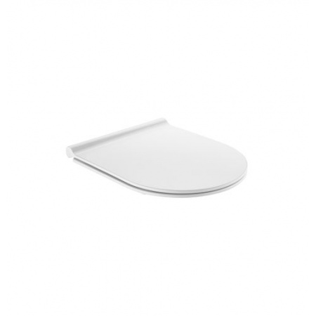 Roca Nexo Deska sedesowa wolnoopadająca cienka Slim, biała A801C4200U