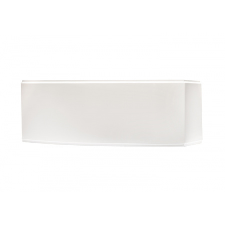 Roca Nicole Obudowa typu L do wanny narożej 150x80 cm lewa, biała A25T048000