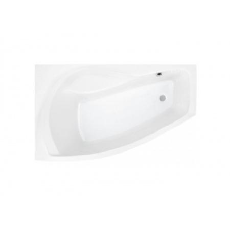 Roca Nicole Wanna narożna asymetryczna 140x75x40 cm akrylowa lewa, biała A24T105000
