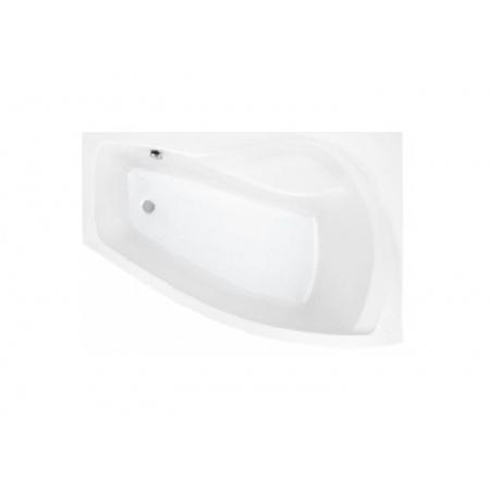 Roca Nicole Wanna narożna asymetryczna 150x80x44,5 cm akrylowa prawa, biała A24T129000