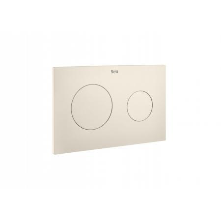 Roca PL10 One Przycisk spłukujący WC beżowy mat A89018920B