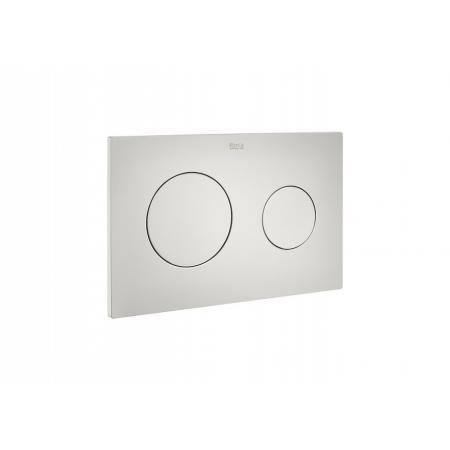 Roca PL10 One Przycisk spłukujący WC perłowy mat A89018920P