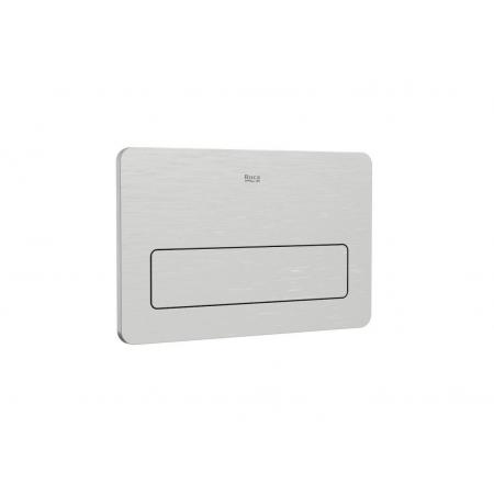 Roca PL3 Pro Single Przycisk spłukujący WC inox A890197104