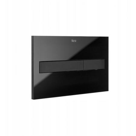 Roca PL7 Przycisk spłukujący WC czarny mat A890088206