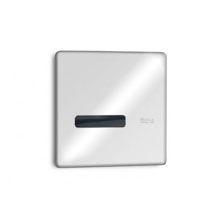 Roca Sentronic-S Elektroniczny zawór pisuarowy zasilanie sieciowe, chrom A5A9602C00