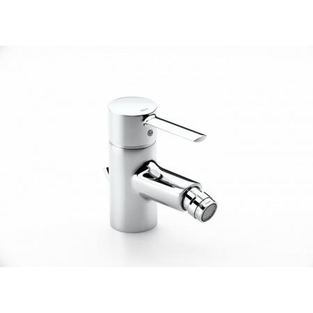 Roca Targa Jednouchwytowa bateria bidetowa z korkiem automatycznym, chrom A5A6060C00