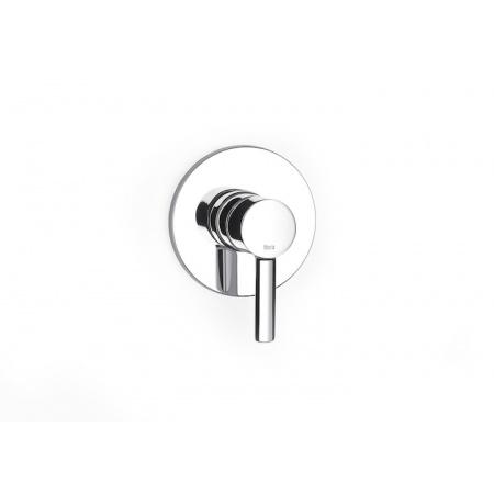 Roca Targa Jednouchwytowa bateria wannowo-prysznicowa podtynkowa, chrom A5A2260C00