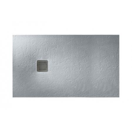 Roca Terran Brodzik prostokątny 120x100x3,1 cm kompozytowy szary cement AP014803E801300