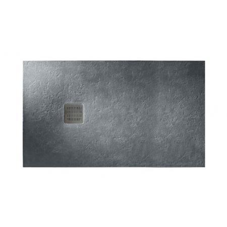 Roca Terran Brodzik prostokątny 120x100x3,1 cm kompozytowy szary łupek AP014803E801200