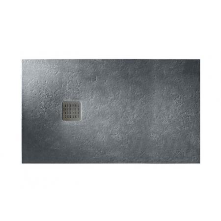Roca Terran Brodzik prostokątny 140x100x3,1 cm kompozytowy szary łupek AP015783E801200
