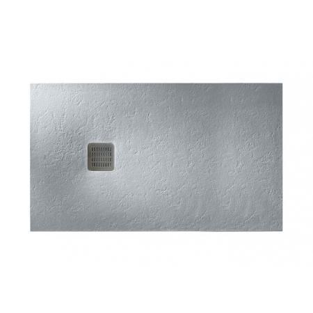 Roca Terran Brodzik prostokątny 160x100x3,1 cm kompozytowy szary cement AP016403E801300