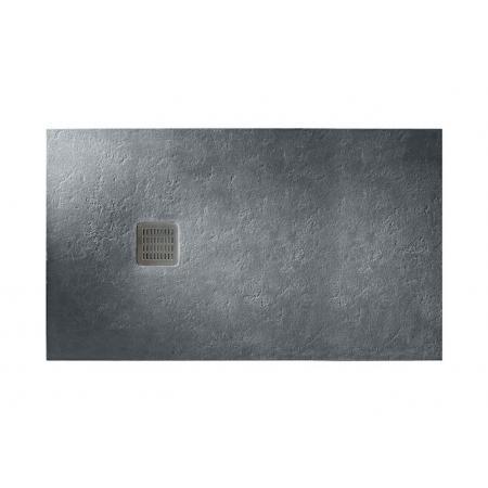 Roca Terran Brodzik prostokątny 160x100x3,1 cm kompozytowy szary łupek AP016403E801200