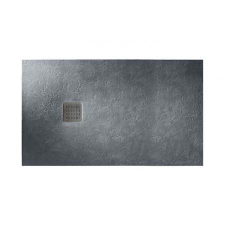 Roca Terran Brodzik prostokątny 180x100x3,1 cm kompozytowy szary łupek AP017083E801200