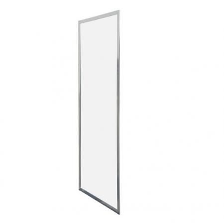 Roca Town-N Ścianka boczna 90x195 cm profile chrom szkło przejrzyste MaxiClean AMP2309012M