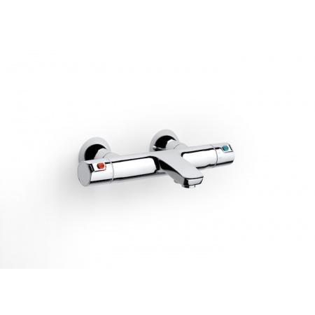 Roca Victoria-N-T Dwuuchwytowa bateria wannowo-prysznicowa natynkowa termostatyczna, chrom A5A1118C00