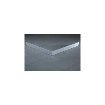 Ronal Sanswiss Obudowa brodzika kwadratowego 80x80 cm, połysk PWIL08008050