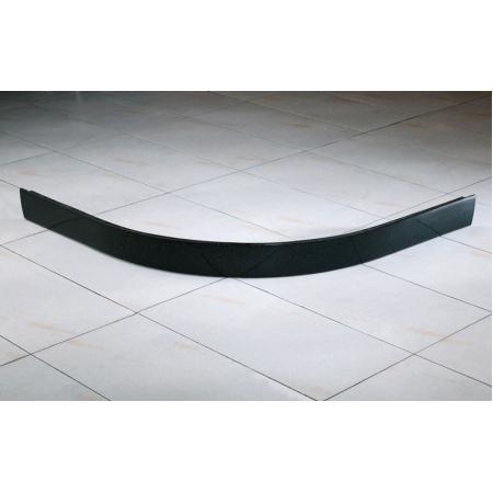 Ronal Sanswiss Obudowa brodzika półokrągłego 90 cm, czarny mat PWIR09006