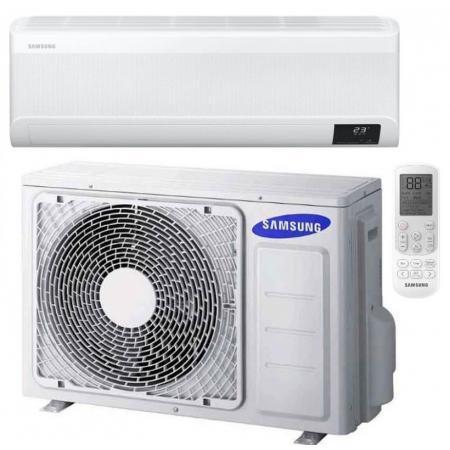 Samsung Wind-Free Comfort Klimatyzator ścienny 3,5 kW AR12TXFCAWKN/EU+AR12TXFCAWKX/EU