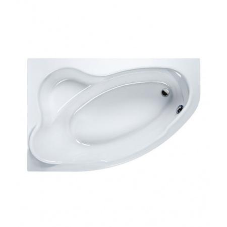 Sanplast Comfort WAL/CO+ST5 Wanna asymetryczna 100x150 cm lewa, biała 610-060-0240-10-000