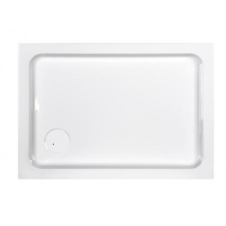 Sanplast Free Line B/FREE Brodzik prostokątny 120x90x5 cm akrylowy ze steleżem STB, biały 615-040-1590-01-000