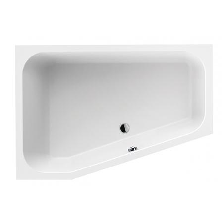 Sanplast Free Line WTL(P)/FREE Wanna narożna 175x120x45 cm lewa ze stelażem STW, biała 610-040-1300-01-000