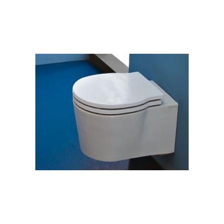 Scarabeo Bucket Deska sedesowa zwykła, biała 8816/A