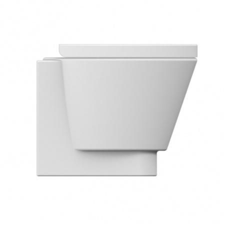 Scarabeo Wish Muszla klozetowa miska WC stojąca 57x35x42 cm, biała 2008
