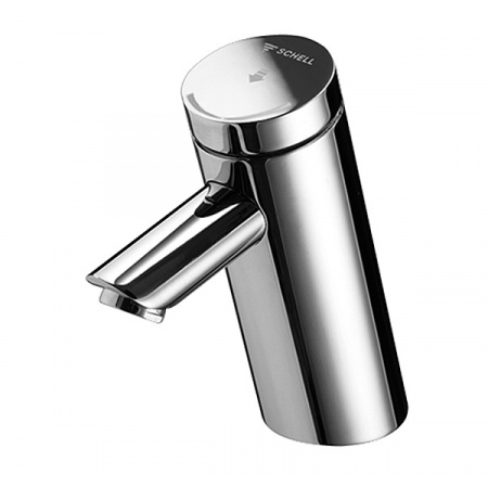 Schell Puris SC-M Samozamykajaca bateria umywalkowa, chrom 021250699