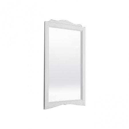Simas Arcade Lustro prostokątne 83x116 cm, białe ARS2