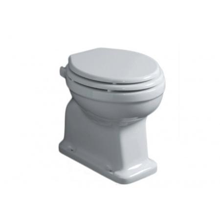 Simas Londra Miska WC 36,5x46 cm, biała LO911