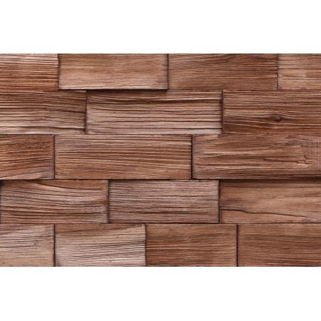 Stegu Axen Panel drewniany 78x19 cm, brązowy STEAXEPANDRE78X19BR