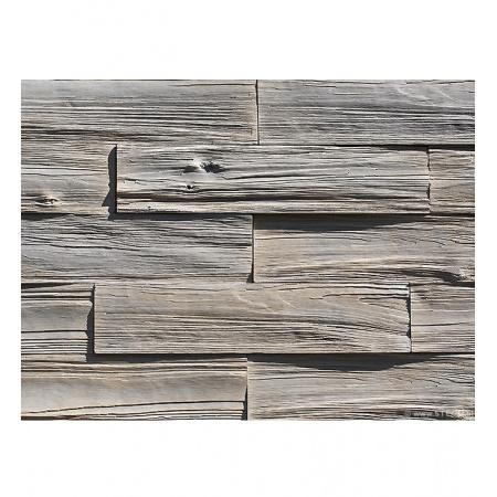 Stegu Timber 3 Kamień elewacyjny ścienny 53x11,7 cm, grey STETIMB3KESGREY