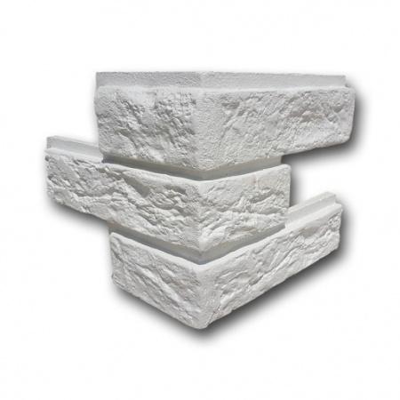 Stegu Loft Narożnik, white STELOFTNARWHI