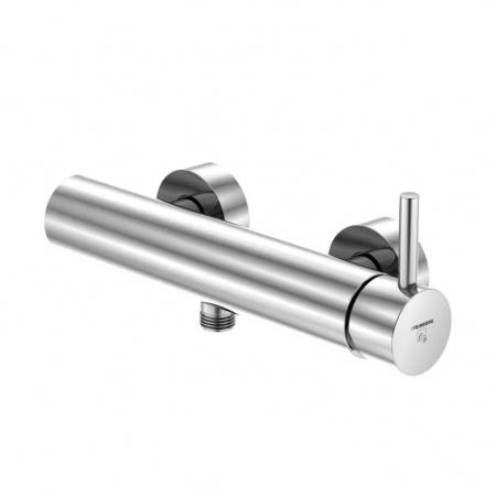 Steinberg 100 Jednouchwytowa bateria prysznicowa ścienna, chrom 1001220