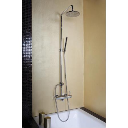 Steinberg 100 Zestaw prysznicowy z deszczownicą 19 cm, chrom 1002760