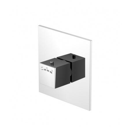 Steinberg 160 Jednouchwytowa bateria prysznicowa podtynkowa termostatyczna, chrom 1604202