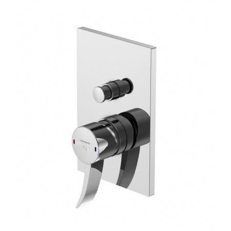 Steinberg 180 Jednouchwytowa bateria wannowo-prysznicowa podtynkowa z przełącznikiem na słuchawkę, chrom 1802103
