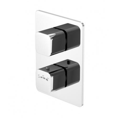 Steinberg 230 Bateria prysznicowa podtynkowa trójdrożna termostatyczna, chrom 2304123