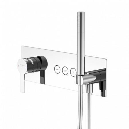 Steinberg 390 Zestaw prysznicowy podtynkowy z termostatem chrom 3902232