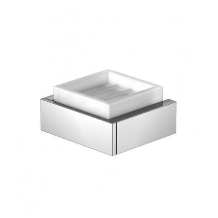 Steinberg 460 Mydelniczka z uchwytem, chrom/biała 4602201