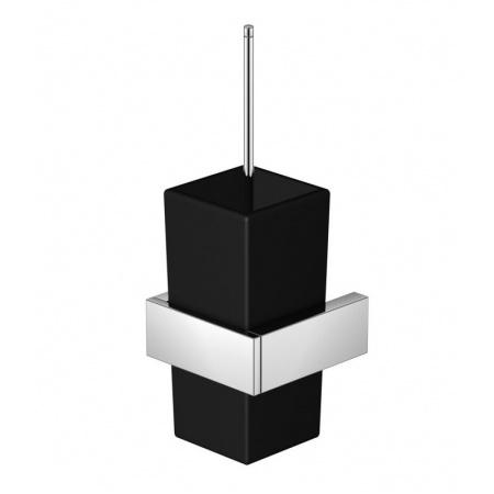 Steinberg 460 Szczotka WC wisząca, chrom/czarna 4602904