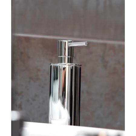 Steinberg 650 Dozownik do mydła stojący, chrom 6508050